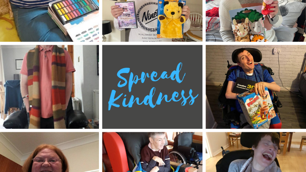 Spreading kindness campaign