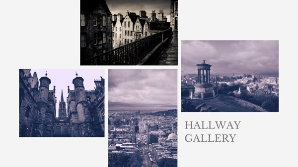 A peek into Edinburgh's past