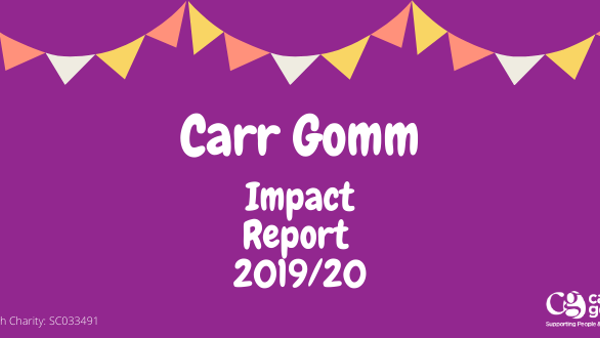 Impact report goes digital