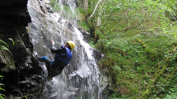 Canyoning and Gorge Walking